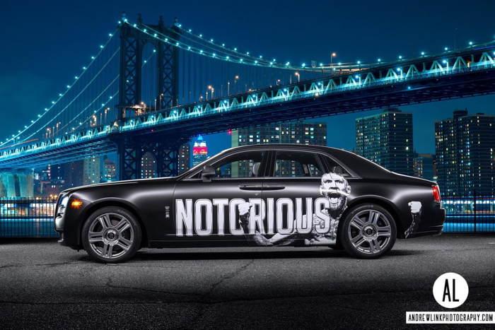 """Soi Rolls-Royce Ghost cực độc của """"gã điên"""" Conor McGregor - 2"""