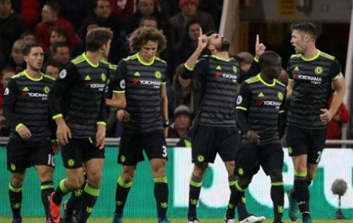 """100 ngày đưa Chelsea lên đỉnh: """"Bá tước"""" Conte - 1"""