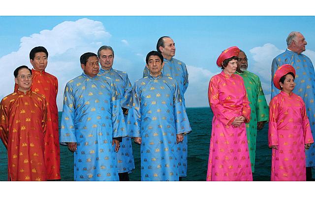 APEC 2016: Nguyên thủ mặc áo len cực hiếm trên thế giới - 7
