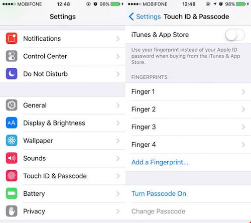 Mã hóa dữ liệu cá nhân trên Android và iOS - 1