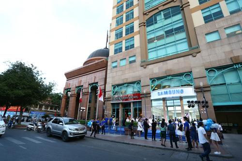 Samsung khai trương cửa hàng trải nghiệm sản phẩm lớn nhất Việt Nam - 1