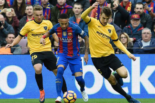 Tiêu điểm V12 La Liga: Barca khốn khổ, Ronaldo thăng hoa - 1