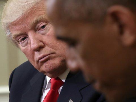 Rời Nhà Trắng, Obama vẫn theo sát mọi hành động Trump - 2