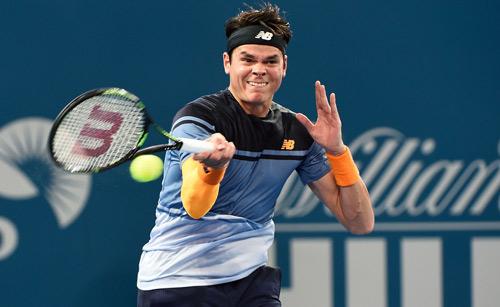 BXH tennis 14/11: Chào Raonic, số 1 tương lai - 1