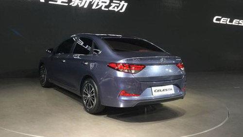 Hyundai Celesta hoàn toàn mới ra mắt - 4