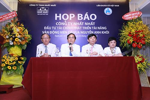 Nhất Nhất đầu tư cho thần đồng Anh Khôi, muốn làm rạng danh trí tuệ Việt - 1
