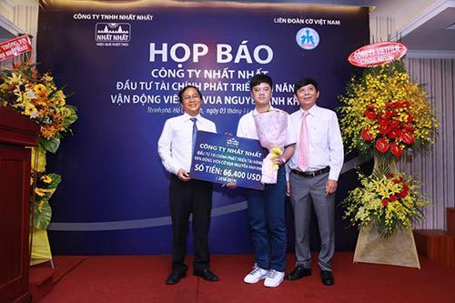 Nhất Nhất đầu tư cho thần đồng Anh Khôi, muốn làm rạng danh trí tuệ Việt - 3