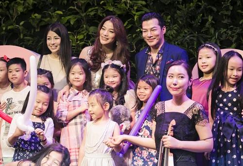 Trương Ngọc Ánh cùng Trần Bảo Sơn mừng sinh nhật con gái - 6