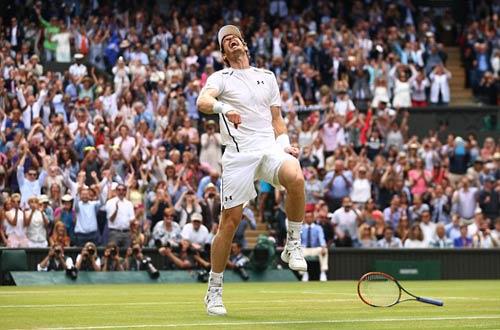 """Andy Murray: """"Ông hoàng"""" banh nỉ không bàn cãi - 3"""