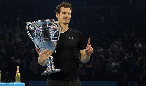 """Andy Murray: """"Ông hoàng"""" banh nỉ không bàn cãi - 1"""