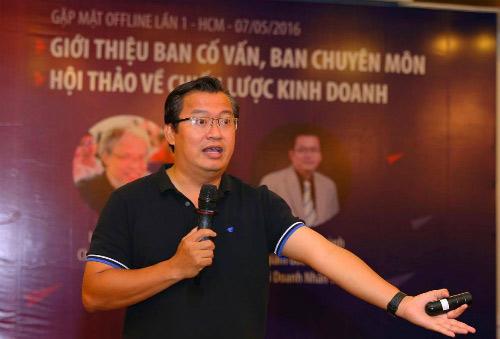 Cách doanh nhân Nguyễn Tuấn Quỳnh sải bước đến thành công - 1