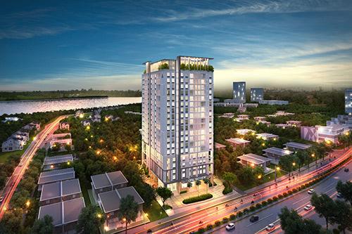 Opal Skyview - Căn hộ lý tưởng mặt tiền đại lộ Phạm Văn Đồng - 1