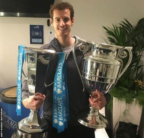 Tennis 24/7: Murray được VIP, SAO chúc mừng tới tấp - 4