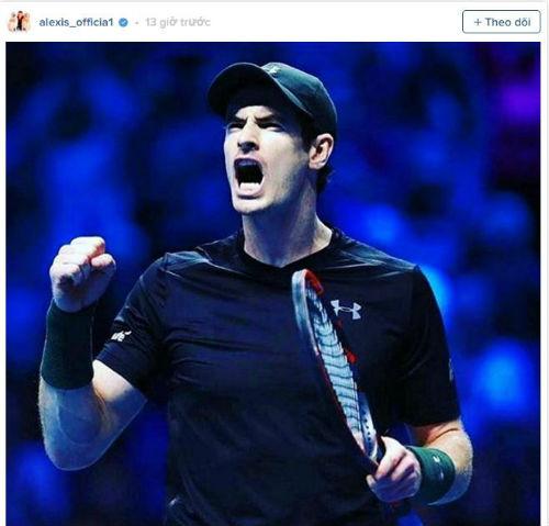 Tennis 24/7: Murray được VIP, SAO chúc mừng tới tấp - 3