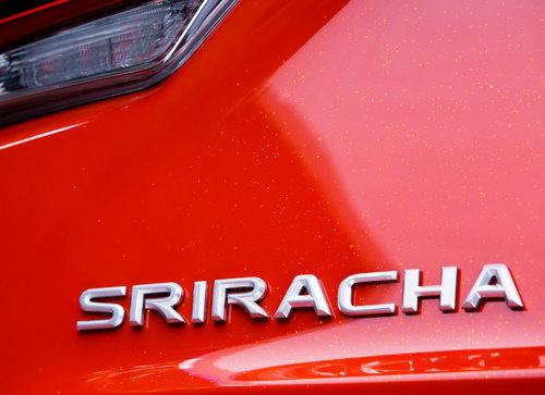 """Lexus IS phiên bản """"tương ớt"""" Sriracha độc nhất vô nhị - 4"""