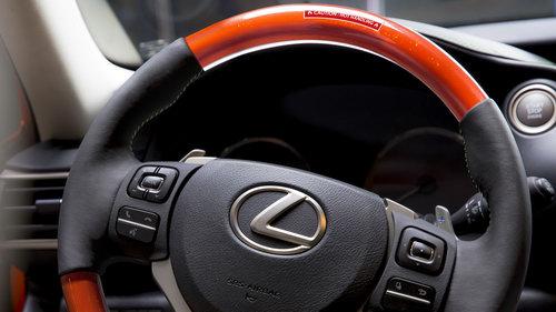 """Lexus IS phiên bản """"tương ớt"""" Sriracha độc nhất vô nhị - 5"""