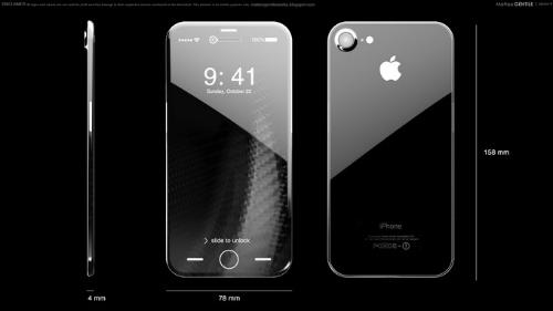 iPhone 8 và Samsung Galaxy S8 đều sẽ có màn hình cong - 3