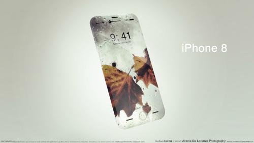 iPhone 8 và Samsung Galaxy S8 đều sẽ có màn hình cong - 1