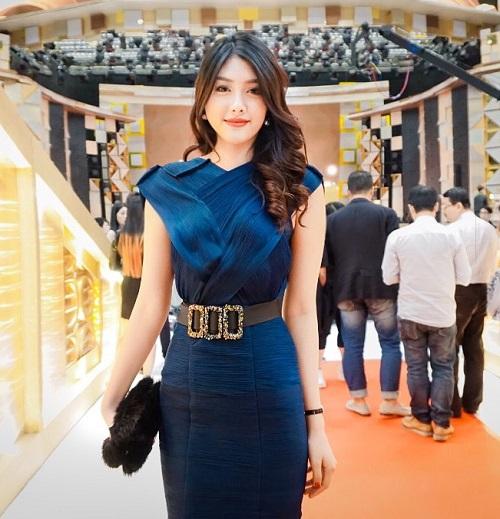 Hoa hậu Việt sánh vai cùng dàn sao khủng nhất Hồng Kông - 2