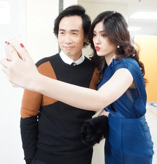 Hoa hậu Việt sánh vai cùng dàn sao khủng nhất Hồng Kông - 4