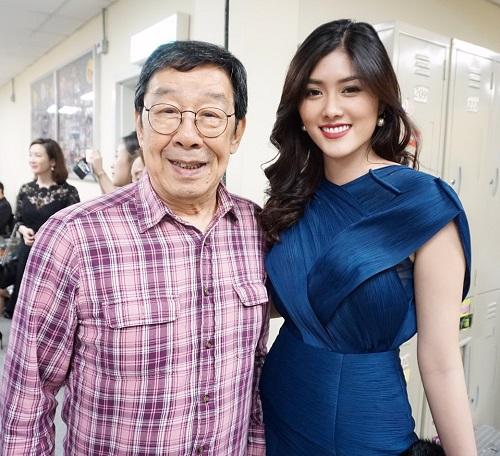 Hoa hậu Việt sánh vai cùng dàn sao khủng nhất Hồng Kông - 5