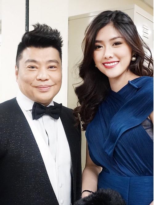 Hoa hậu Việt sánh vai cùng dàn sao khủng nhất Hồng Kông - 6