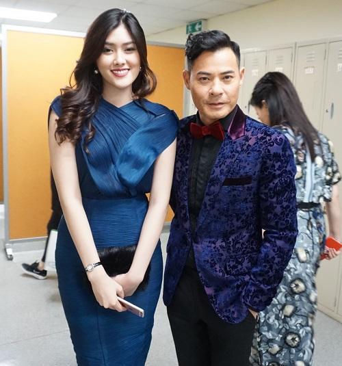 Hoa hậu Việt sánh vai cùng dàn sao khủng nhất Hồng Kông - 7