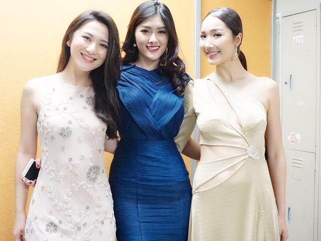 Hoa hậu Việt sánh vai cùng dàn sao khủng nhất Hồng Kông - 10