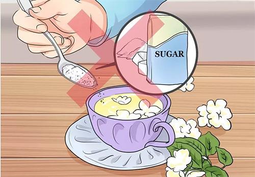 4 nguyên tắc vàng giúp bạn giảm cân nhanh khi uống trà - 4