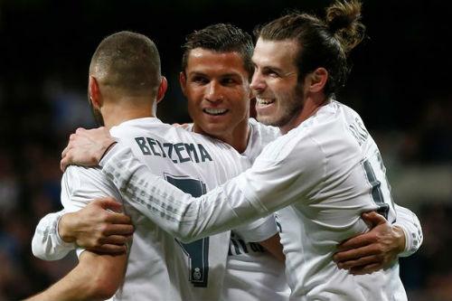 """""""Súng 3 nòng"""" mới của Real: Không lệ thuộc Ronaldo, Bale - 1"""
