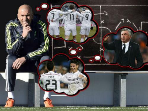 """""""Súng 3 nòng"""" mới của Real: Không lệ thuộc Ronaldo, Bale - 2"""