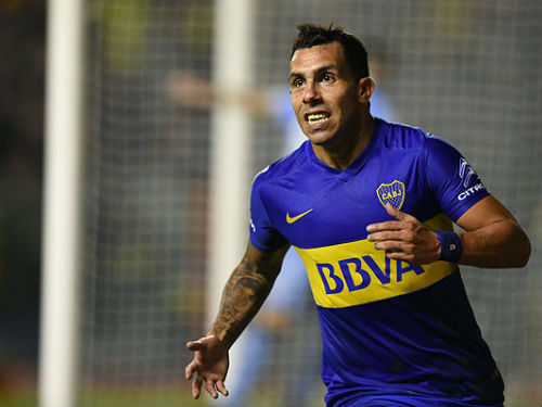 Tin HOT bóng đá tối 21/11: Tevez sắp nhận lương cao hơn Ronaldo - 1