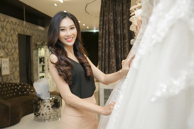Mãn nhãn với loạt váy áo của Diệu Ngọc tại Miss World - 1