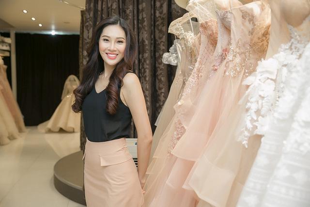 Mãn nhãn với loạt váy áo của Diệu Ngọc tại Miss World - 2