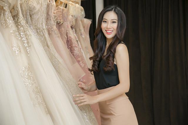 Mãn nhãn với loạt váy áo của Diệu Ngọc tại Miss World - 3