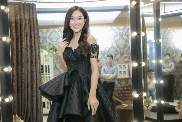 Mãn nhãn với loạt váy áo của Diệu Ngọc tại Miss World - 6
