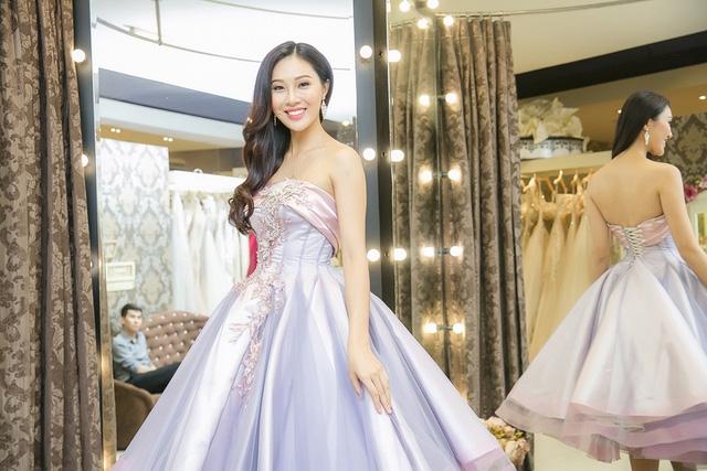 Mãn nhãn với loạt váy áo của Diệu Ngọc tại Miss World - 7