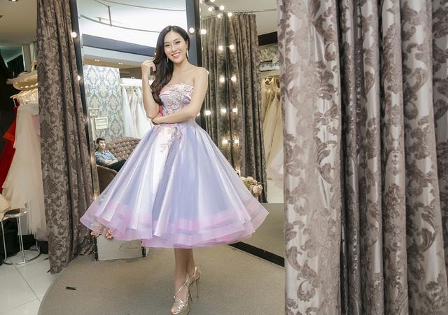Mãn nhãn với loạt váy áo của Diệu Ngọc tại Miss World - 8