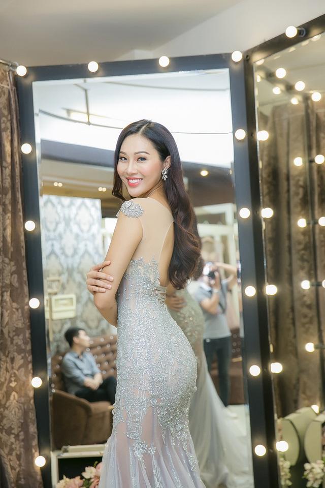 Mãn nhãn với loạt váy áo của Diệu Ngọc tại Miss World - 10