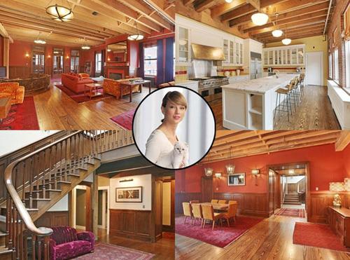 Choáng ngợp khối bất động sản 70 triệu USD của Taylor Swift - 7