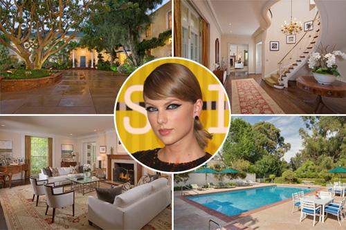 Choáng ngợp khối bất động sản 70 triệu USD của Taylor Swift - 11