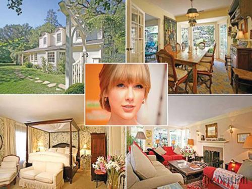 Choáng ngợp khối bất động sản 70 triệu USD của Taylor Swift - 17