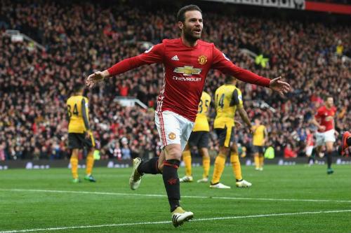 MU: Mata vượt Hazard, Silva xuất sắc nhất NHA - 1