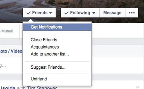15 thủ thuật sử dụng Facebook không thể không biết - 13