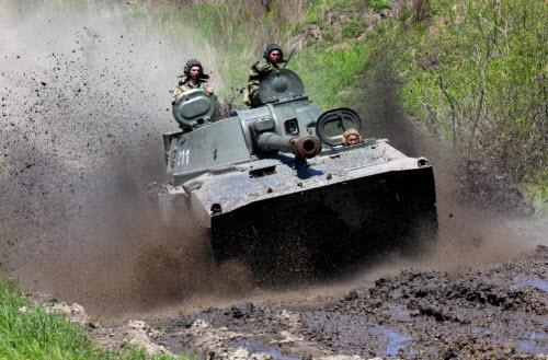 10 vũ khí uy lực của lực lượng pháo binh và tên lửa Nga - 2