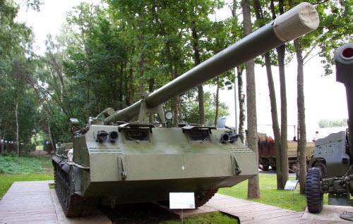 10 vũ khí uy lực của lực lượng pháo binh và tên lửa Nga - 9