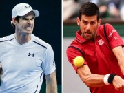 Thể thao - Murray – Djokovic: Giật cúp ấn tượng (CK ATP Finals)
