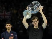 """Thể thao - Hạ Djokovic, """"lần đầu"""" ngọt ngào của Murray"""