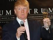 Thế giới - Vì sao Trump không bao giờ uống giọt rượu nào?