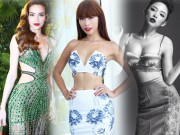 Mướt mắt ngắm vẻ sexy của 5 mỹ nữ nghiện mặc hở eo